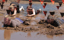 Mud Run Flood Risk